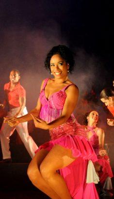 Танцевальный спектакль «CUBA BAILA»