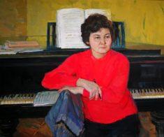 Выставка «Женских ликов золотая россыпь»
