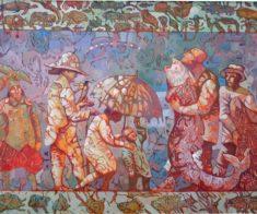 Выставка Вячеслава Люй-Ко «Дорога домой»