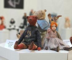 Выставка кукол «Куклы приглашают-2019»