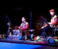Концерт группы BugaraBu и Ramkha