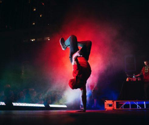 Фестиваль уличных танцев Almaty Dance Fest