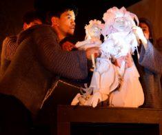 Спектакль «Ромео — Джульетта» (каз. яз)