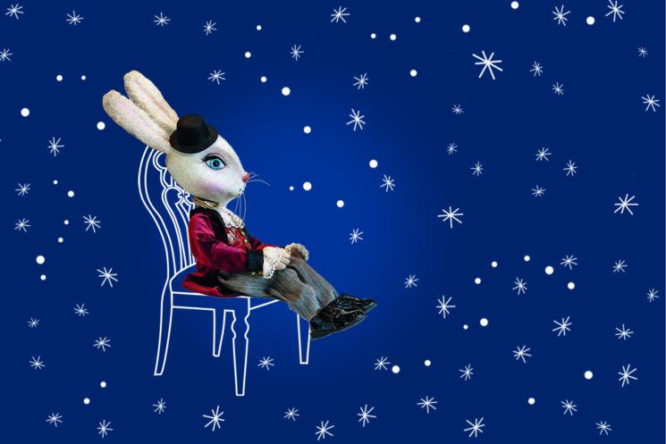 """Спектакль """"Удивительное путешествие кролика"""""""