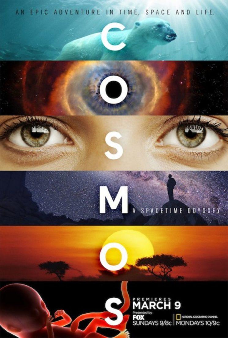 Показ фильма «Космос»