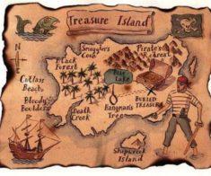 Спектакль «Остров сокровищ»