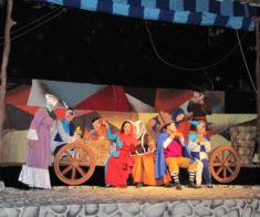 Спектакль «Приключения Буратино»