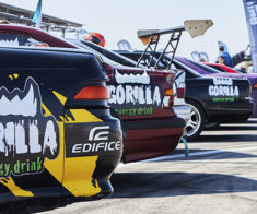 Gorilla drift energy 2019