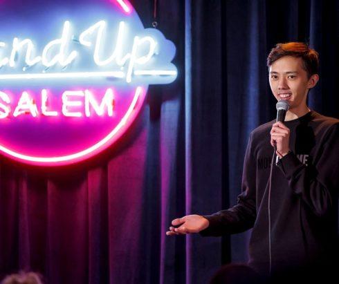 Большой концерт Salem Stand Up