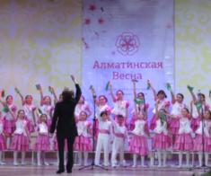 Фестивальный концерт, посвященный Дню Великой Победы