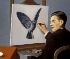 Public talk: Рене Магритт. Рисунок и письмо — искусство ХХ века