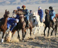 І Чемпионат Азии по национальным конным видам спорта