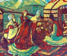 Выставка «Колыбель тюркского мира»