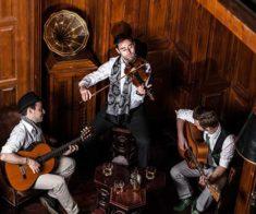 Концерт группы Cobario