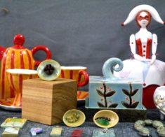 Выставка-ярмарка группы художников «Саквояж»