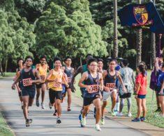 Благотворительный марафон «Galaxy Mile»