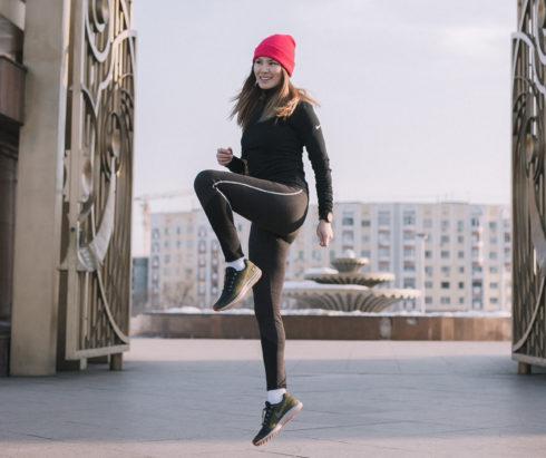 Места для бега в Алматы: рекомендации Марины Шариповой