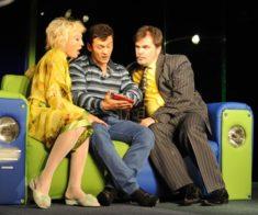 Спектакль «Слишком женатый таксист»