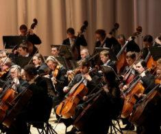 Концерт ГАСО, годовой абонемент