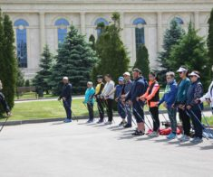 Almaty Nordic Walking Fest 2019