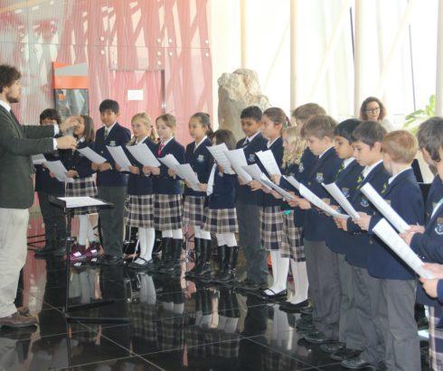Концерт школы «Хейлибери Алматы»