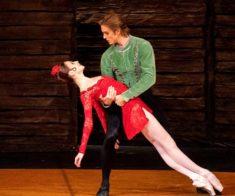 Показ балета «Кармен-сюита / Петрушка»
