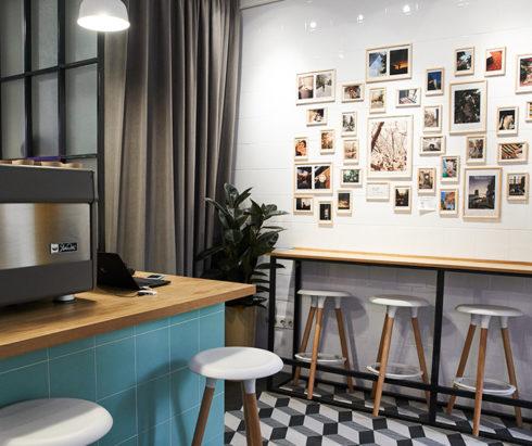 Bloom coffee shop