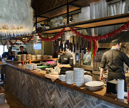 Georgian Restaurant