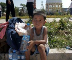 Пункты приема гуманитарной помощи в Алматы для пострадавших в городе Арысь