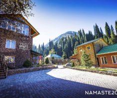 Отель NAMASTE SHALLE 2000M