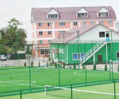 Спортивно-оздоровительный комплекс AK BASTAU