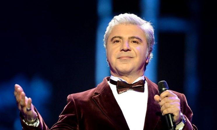 Юбилейный концерт Сосо Павлиашвили