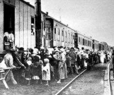 Выставка «Из истории депортации народов в Казахстан»