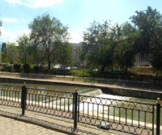 Парк Хамита Ергалиева