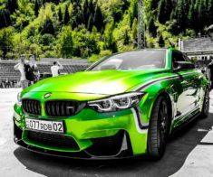 Автомобильная выставка MotorFestKz 2019