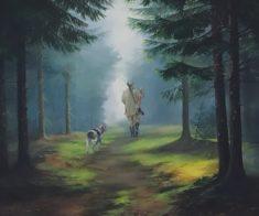 Выставка картин художников Восточно-Казахстанской области