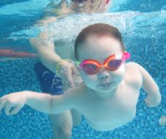 Детский Плавательный Клуб «Рыбки»