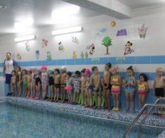 Детский бассейн «Морские звездочки»
