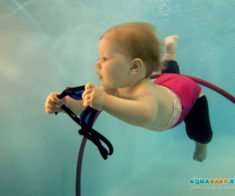 Клуб грудничкового плавания AQUABABY.KZ