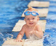 Детский плавательный бассейн НЕМО