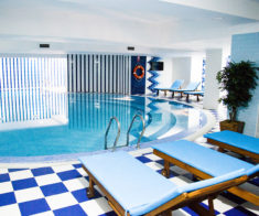 Aqua wellness club в Ramada Almaty