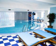 Aqua wellness club в Ramada Almaty
