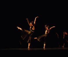 Балетный спектакль «Странствия Коркыта»