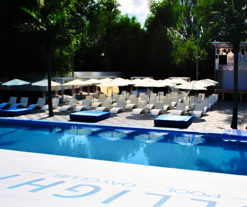 Бассейн Delight Pool Dayclub