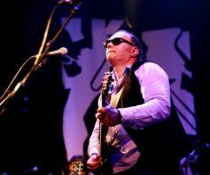 Выступление Гия Дзагнидзе и Modern Blues Band