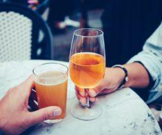 Гастроужин — Пиво VS Вино