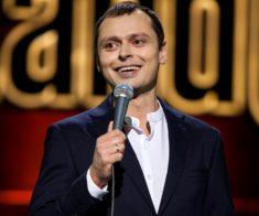 Резидент шоу Stand Up Виктор Комаров
