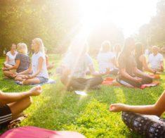 Звуковая медитация «Круг Ом Чантинг»