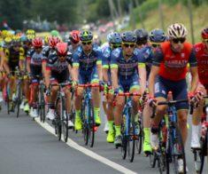 Велогонка Tour of World Class Almaty