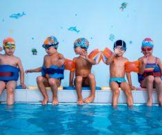 Детский бассейн Aquastars